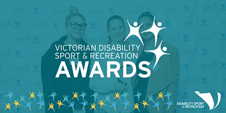 2021 Victorian Disability Sport and Recreation Awards tickets