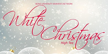 BUWN White Christmas High Tea 2021 tickets