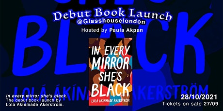In Every Mirror She's Black Book Launch tickets