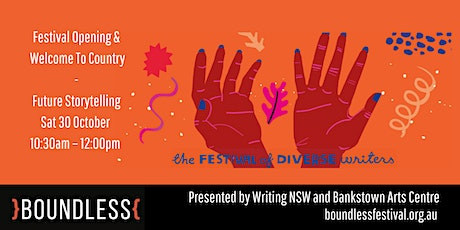 Future Storytelling  – Boundless Festival 2021 tickets