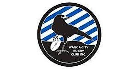 Wagga City Rugby Club Presentation night 2021 tickets