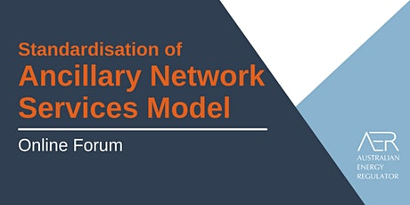 Online forum: Standardisation of Ancillary Network Services model tickets