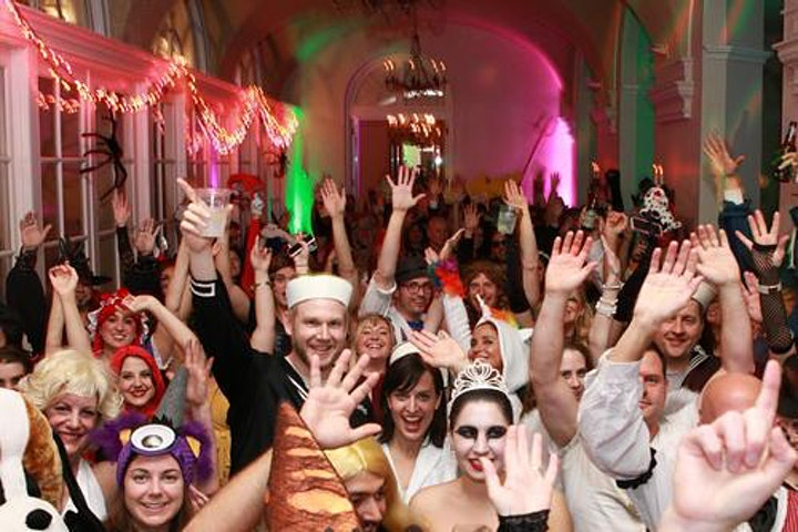 Exclusive Mansion Halloween Party for Upscale Singles image