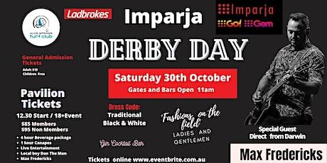 Imparja Derby Day tickets