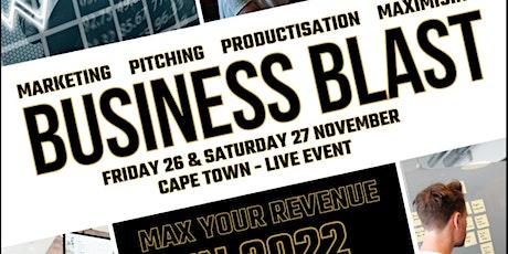Business Blast 2022 tickets