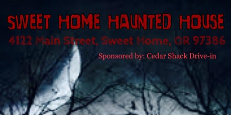 Sweet Home Haunted House tickets