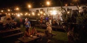 Paradigm Garden Concert Series w/ Highhat, chef Jeff...