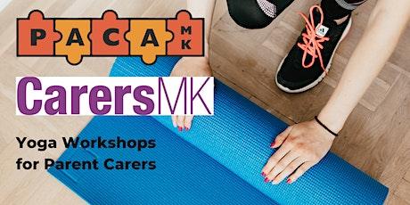 Yoga Workshop for Parent Carers tickets