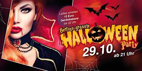 Halloween in der Kulturbrauerei FREITAG Tickets