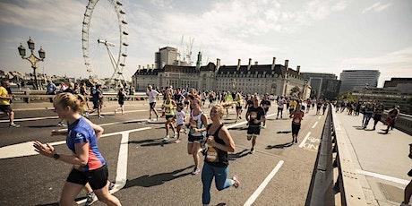 London Marathon 2022 Charity Place Application tickets