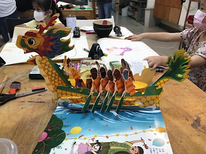 Dragon Boat Family Workshop image