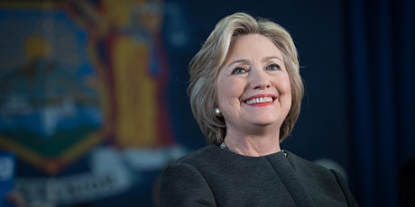 The Hillary Rodham Clinton Chair in Women's History Events - Live broadcast tickets
