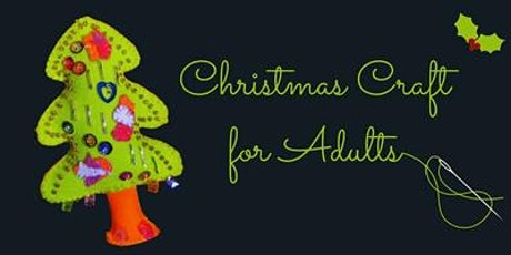 Christmas Craft for Adults tickets