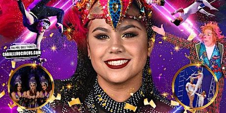 Circo Hermanos Caballero - Montebello, CA tickets