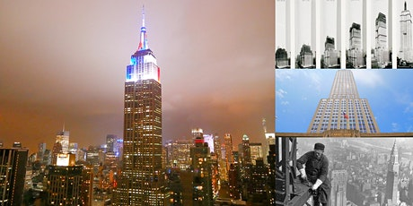 'The Empire State Building: History of the World-Famous Skyscraper' Webinar tickets