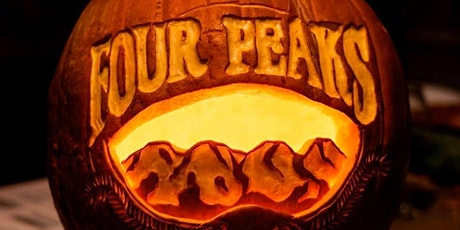 Four Peaks Pumpkin Carving Contest tickets