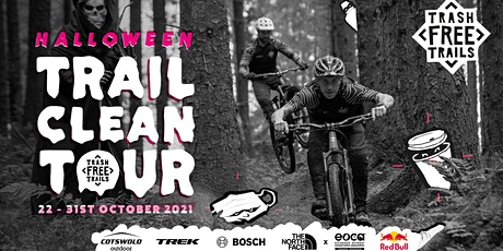 THE HALLOWEEN TRAIL CLEAN TOUR - Tilgate Forest, Crawley tickets