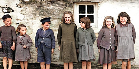 Old Ireland in Colour: Childhood and Youth John Breslin, Sarah-Anne Buckley tickets