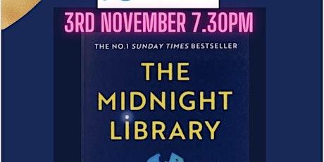 Beggarwood Bookworms November Meeting tickets