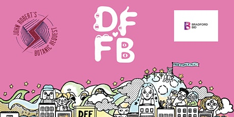 DFFB2021 Finale @ Bradford Cathedral with John Robert's Botanical Request tickets