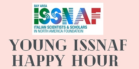 Young ISSNAF happy hour tickets