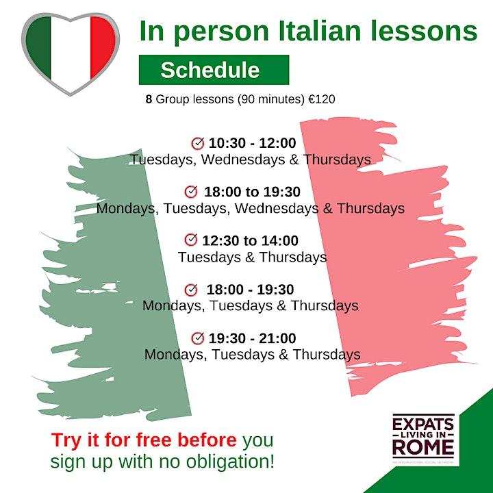 Thursdays Meet & Greet for Newcomers | Trastevere image