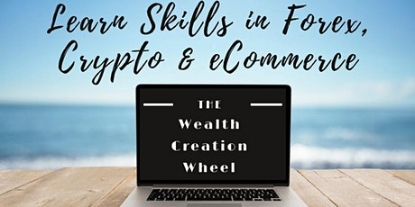 Skill up over the pandemic & profit from Binary, Forex, Crypto & eCommerce tickets
