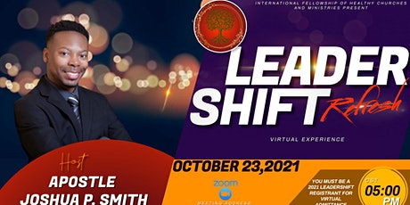 Leader Shift Refresh Virtual Experience ingressos
