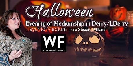 Halloween Psychic Night in Derry/LDerry tickets