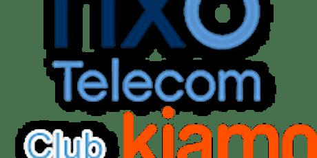 Club utilisateurs Kiamo NXO Telecom billets