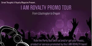 I AM ROYALTY - Promo Tour