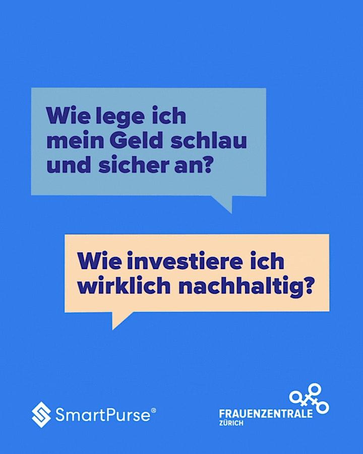 Frauen & Finanzen: Let's talk about money!: Bild