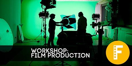 Digital Film Production - Workshop am SAE Institute Köln tickets