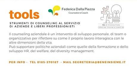 Tools: strumenti di counseling aziendale. 2 edizione biglietti