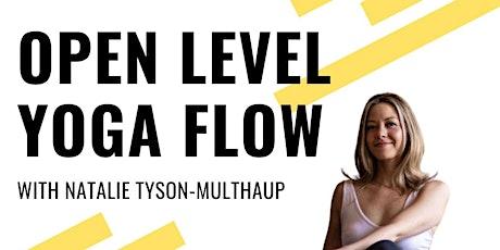 Open Level Yoga Flow biglietti