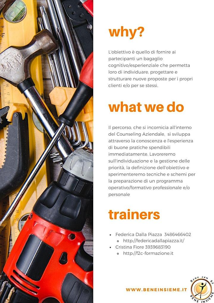 Immagine Tools: strumenti di counseling aziendale. 2 edizione