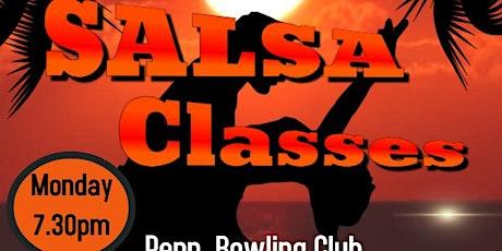 Wolverhampton Beginners Salsa Classes tickets