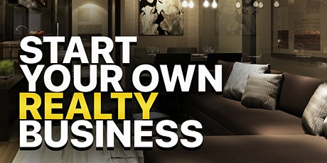 Realty Talk: Start your own realty business! tickets