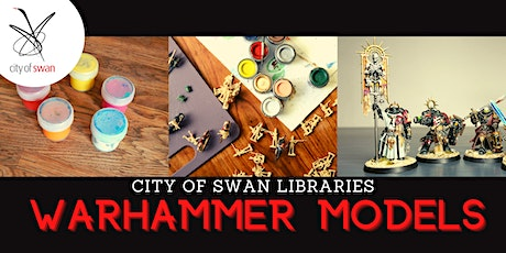 Introduction to Painting Warhammer Models (Ballajura) tickets