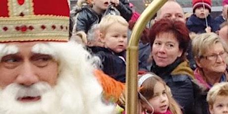 Sinterklaas voorleesmiddag tickets