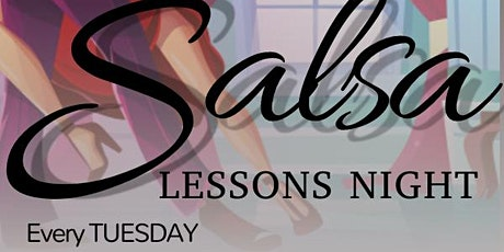 Sutton Coldfield Beginners Salsa Lessons tickets