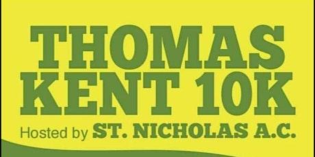 Thomas kent 10k tickets