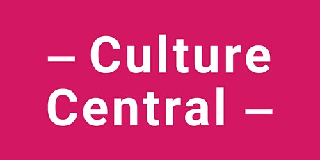 Culture Central Monthly Open Zoom Call - October tickets