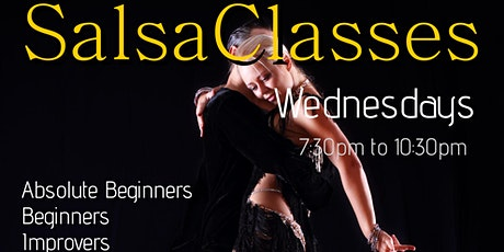 Cannock Salsa Lessons tickets