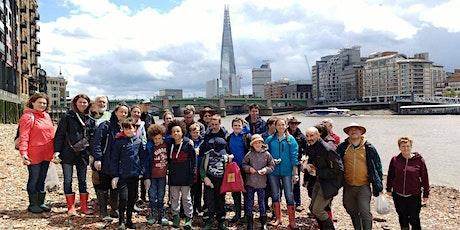 City of London Foreshore Family Walk tickets
