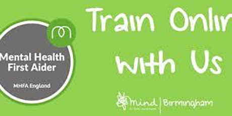 Adult MHFA Refresher Online Wednesday 03 to Thursday  04 Nov 2021 tickets