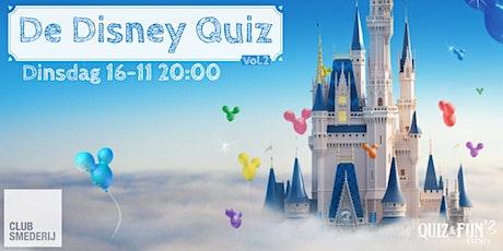 De Disney Quiz | Tilburg tickets