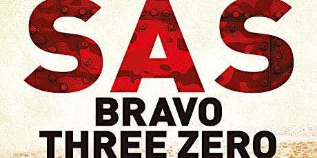 SAS Bravo Three Zero:  SAS veteran Des Powell in conversation tickets