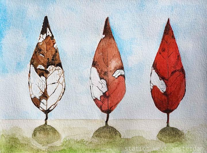 Afbeelding van Workshop Herfstspecial: Tekenen met herfst als inspiratie!