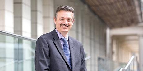 Manchester Metropolitan University hosts Professor Nigel Brandon OBE tickets